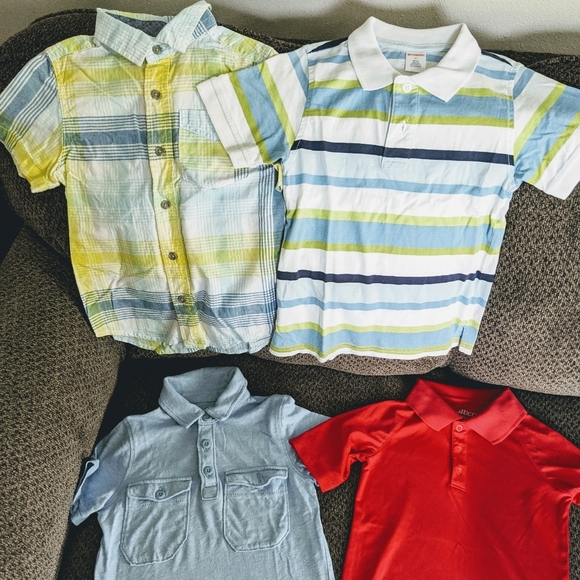 """Gymboree Boy/'s Save Our Dolphins/"""" Short Sleeve Shirt NWT!"""